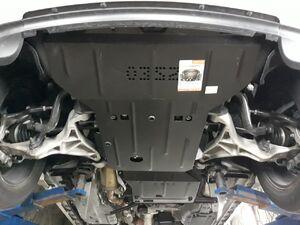 Защита двигателя Jeep Grand Cherokee - фото №3