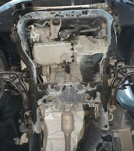Защита двигателя Volkswagen T5 / T6 / Transporter / Multivan / Caravelle - фото №6