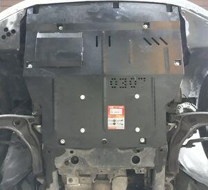 Защита двигателя Volkswagen T5 / T6 / Transporter / Multivan / Caravelle - фото №5