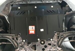 Захист двигуна Volkswagen Jetta 6 - фото №3