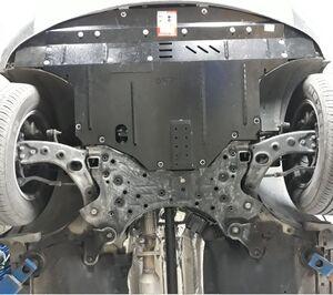 Захист двигуна Kia Sorento 3 - фото №4