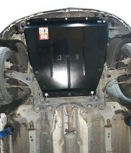 Защита двигателя Ford Connect - фото №3