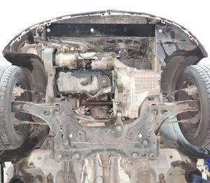 Защита двигателя Ford Connect - фото №4