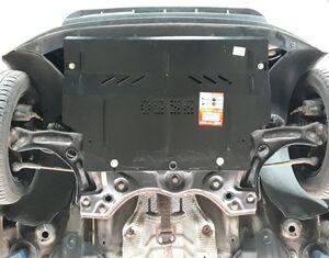 Защита двигателя Skoda Citigo - фото №2