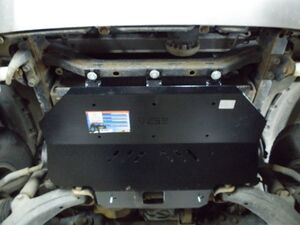Защита двигателя Lexus LX 470 - фото №4