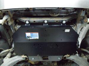 Защита двигателя Toyota Land Cruiser 100 - фото №6