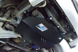 Защита двигателя Toyota Land Cruiser 100 - фото №7