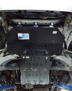 Защита двигателя Lexus LX 470 - фото №6