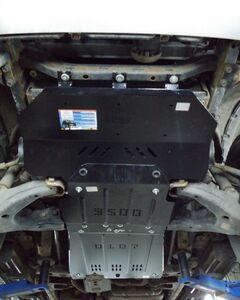 Защита двигателя Toyota Land Cruiser 100 - фото №8