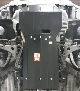 Защита двигателя Subaru Forester 4 SJ - фото №2