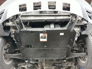 Защита двигателя Chevrolet Captiva - фото №17