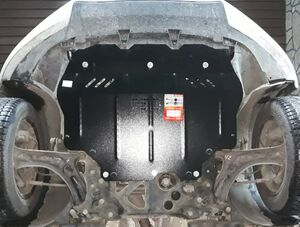 Защита двигателя Volkswagen Jetta 6 - фото №2