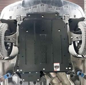 Защита двигателя Mercedes-Benz A-class W169  - фото №5