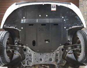 Защита двигателя Kia Optima 4 - фото №4