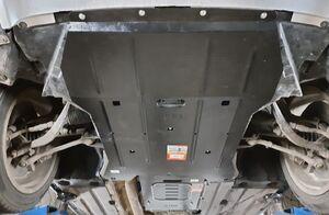 Захист двигуна BMW X3 F25 - фото №10