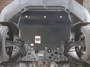 Защита двигателя Volkswagen Passat B7 - фото №21