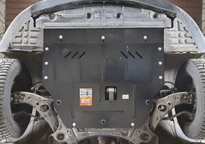 Защита двигателя Hyundai Sonata 6 YF - фото №2