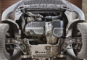 Захист двигуна Volkswagen Tiguan 1 - фото №5
