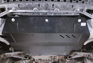 Захист двигуна Volkswagen Tiguan 1 - фото №3