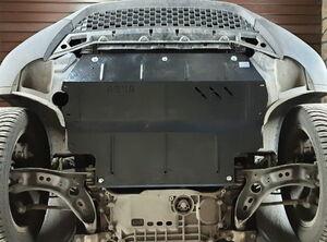 Защита двигателя Volkswagen Tiguan 1 - фото №2