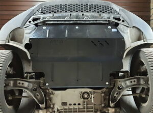 Захист двигуна Volkswagen Tiguan 1 - фото №2