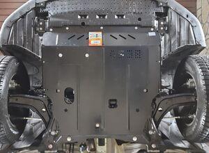 Защита двигателя Suzuki Vitara - фото №2