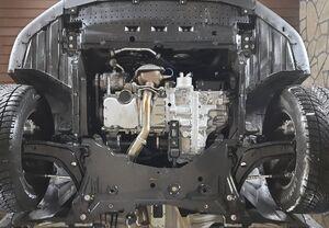 Захист двигуна Suzuki Vitara - фото №3