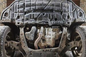 Защита двигателя Lexus RX (4-ое поколение) - фото №3