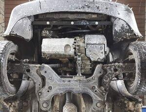 Защита двигателя Skoda Octavia A4 Tour - фото №3