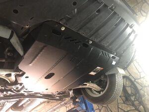 Защита двигателя Ford Focus ST 3 - фото №4