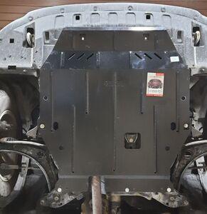 Защита двигателя Mitsubishi Outlander 3 - фото №8