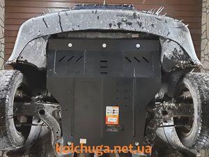 Защита двигателя Volkswagen Golf 4 - фото №3