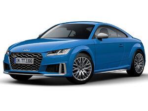 Защита двигателя Audi TT - фото №1