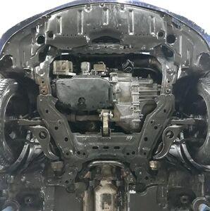 Защита двигателя Mazda 6 (2-ое поколение) - фото №8