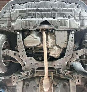 Защита двигателя Lexus ES 250 - фото №5