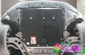 Защита двигателя Mini Cooper Countryman (F60) - фото №2