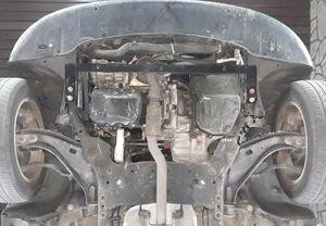 Защита двигателя Mini Cooper (R56) - фото №3
