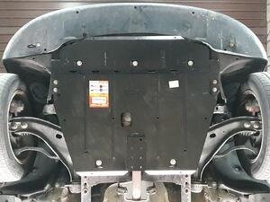 Защита двигателя Mini Cooper (R56) - фото №2
