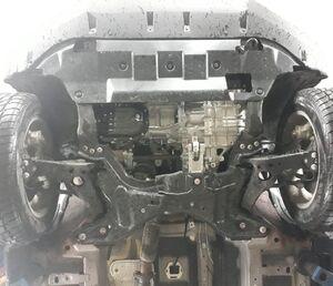 Защита двигателя Great Wall Haval H2 - фото №3