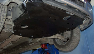 Захист двигуна Mazda Premacy (Mazda 5) - фото №2