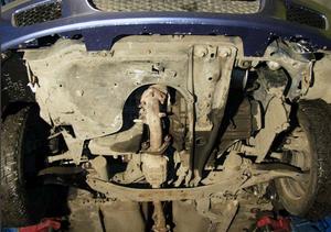 Захист двигуна Mazda Premacy (Mazda 5) - фото №3