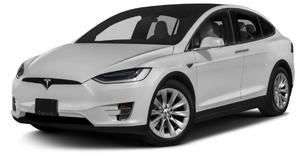 Защита двигателя Tesla Model X - фото №1