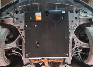 Защита двигателя Honda Accord 9 - фото №2