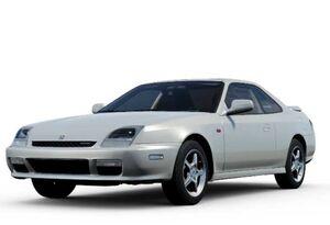Защита двигателя Honda Prelude - фото №1