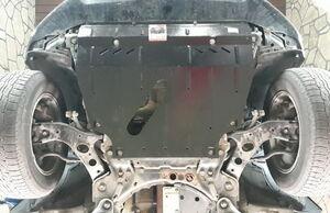 Защита двигателя Toyota RAV4 3 - фото №2