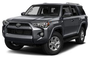 Защита двигателя Toyota 4runner - фото №1