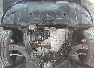 Защита двигателя Toyota Avalon - фото №3