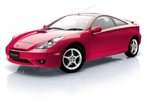 Защита двигателя Toyota Celica 7 - фото №1