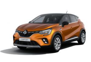 Захист двигуна Renault Captur (2-е покоління) - фото №1