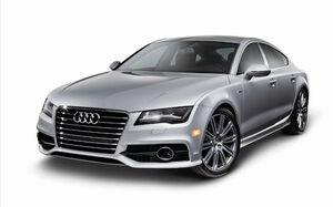 Защита двигателя Audi A7 - фото №1